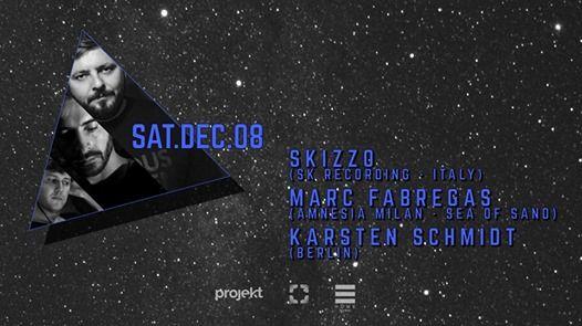 Projekt presents Skizzo X M. Fabregas X Karsten Schmidt