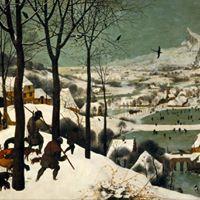 Art lecture Pieter Bruegel Hunters in the Snow