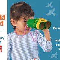 Be a Bird Watcher Binoculars