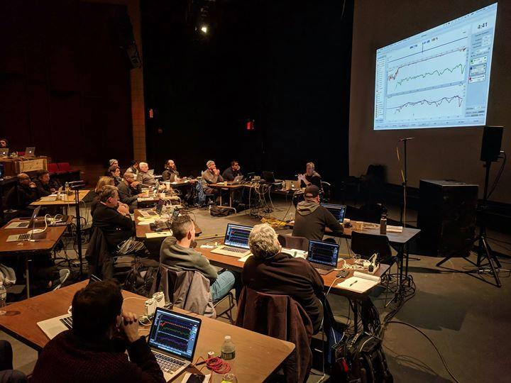 Montreal Smaart Training Class