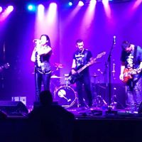 Corion en vivo por primera vez en Vorterix