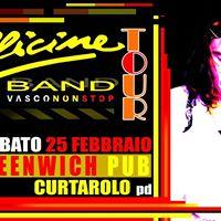 BoLLicine Band live Greenwich Pub sabato 25 febbraio
