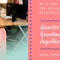 Nauite se organizacije TOP dogodkov 1.del