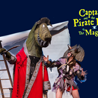 Captain Flinn and the Pirate Dinosaurs 2 The Magic Cutlass