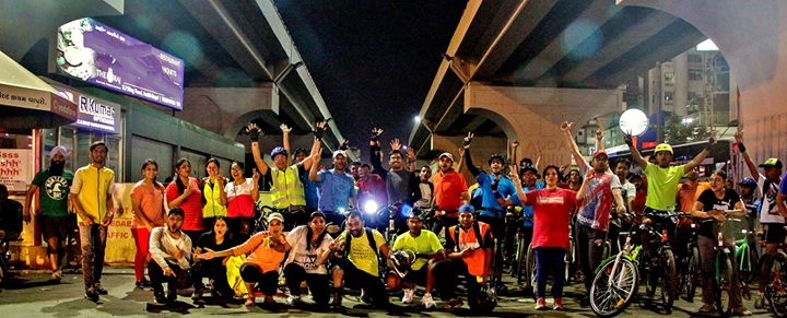 Decathlon Night Ride 2.0