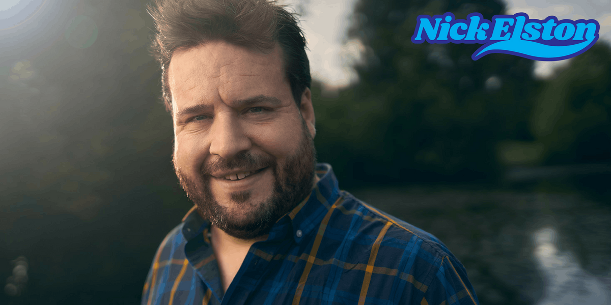 Nick Elston Talking Anxiety