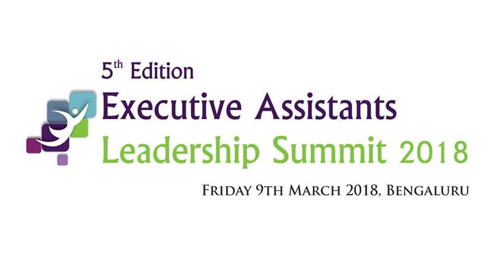 5th Edition Executive Assistants Leadership Summit 2018