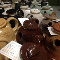 Teapot Making with Muddy Fingers Pottery