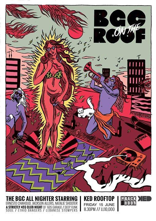BGC On The Roof (Summer Volume)