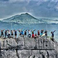 Nagpatong Rock Formations 3.0  Mt. Masungki