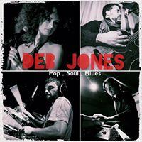 DEB Jones - Live at Rock Heat