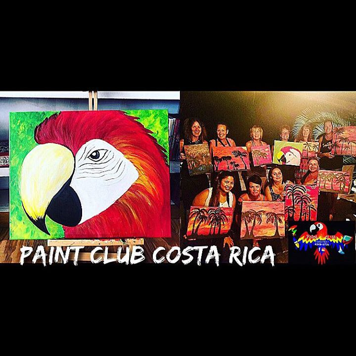 Paint Club Costa Rica Playas Del Coco