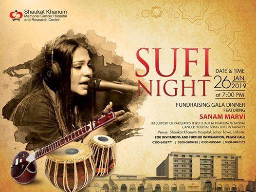 Sufi Night In Lahore