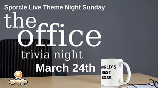 The Office Trivia - Sporcle Live at Halcyon Mueller