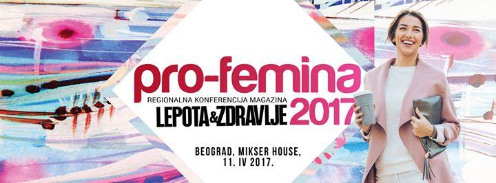 Konferencija magazina Lepota i zdravlje ProFemina2017