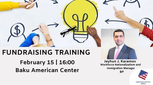 Fundraising Training