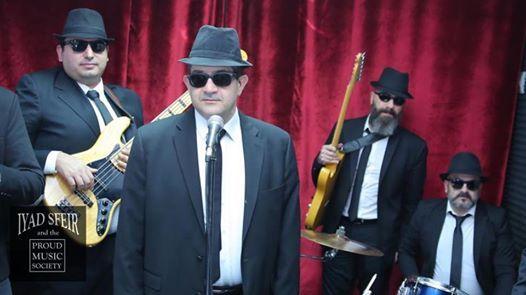 Iyad Sfeir- Proud Music Society