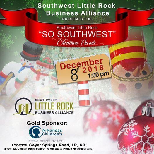 Southwest Little Rock Christmas Parade