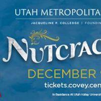 Utah Metropolitan Ballet presents Nutcracker