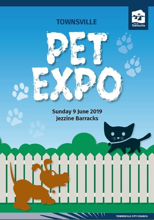 Townsville Pet Expo Date Claimer
