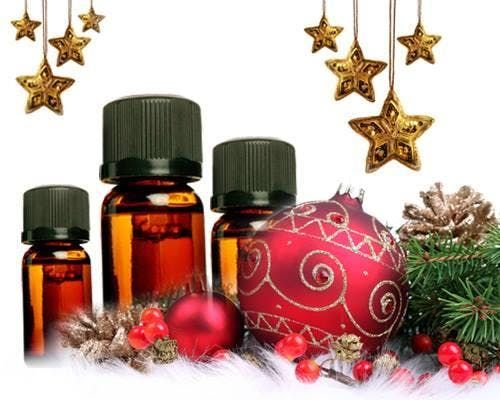 christmas holiday make take essential oil workshop at root candles medina - Christmas Essential Oils