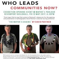 Who Leads Communities Now &quotThe Mayors Chains&quot by David Partner