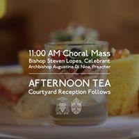 Archbishops Visitation &amp Afternoon Tea