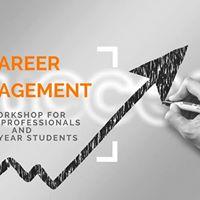 Career Management (4 Part Workshop over 4 Weeks)