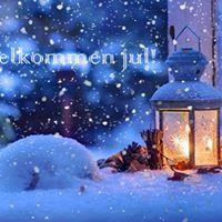 Velkommen jul