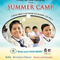 Summer Camp [for children of 7th to 9th class]