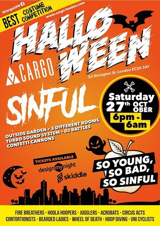 Sinful Saturday