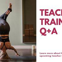 Teacher Training QA