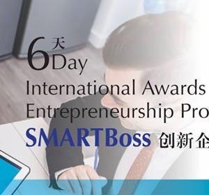6Day International Awards in SMARTBoss Entrepreneurship