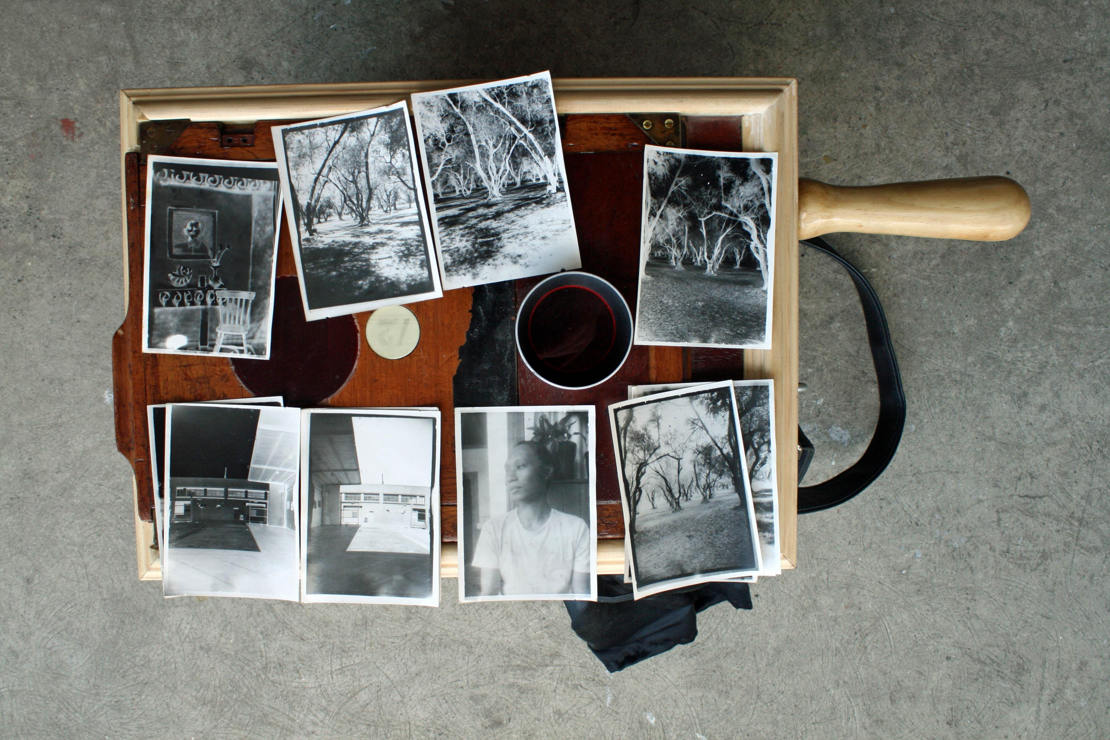 Andrew Dearman SALA 2018 Masterclass  How to make an Afghan Box Camera