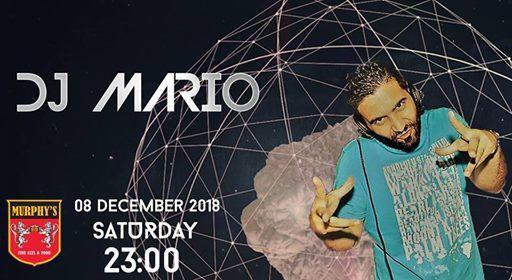 DJ Mario at Murphys  08.12