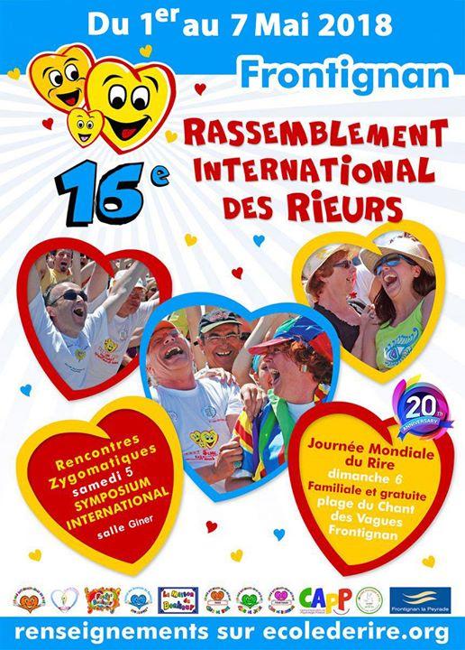 16e Rassemblement International des Rieurs