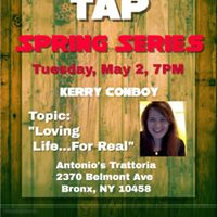 Bronx Theology on Tap &quotLoving Life -For Real&quot