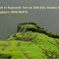 One day trek to Rajmachi fort on 26th FebSundayCall 9096784978