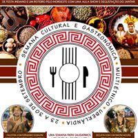 Semana Cultural e Gastronmica Multitnico Uberlndia