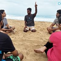Beach Safety Session &amp Float in the Sea