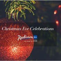 Christmas Eve Celebrations at Radisson Blu Yas Island