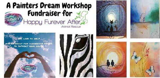 A Painters Dream Fundraising Workshop