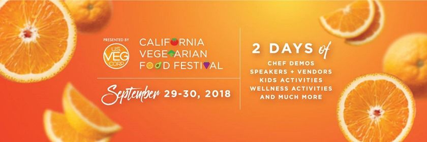 Image result for california vegetarian food festival