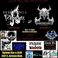 The Evil Is Live Tour in Long BeachCA
