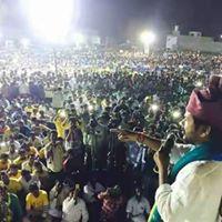 NTR 21st Vardhanth 830am Amara Jyothi Rally at Rasoolpura NTR Statue