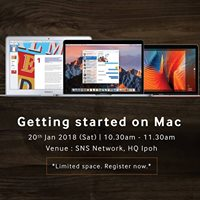 Getting started on Mac
