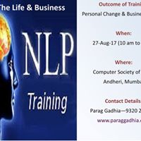 LEAD the LIFE &amp Business with NLP