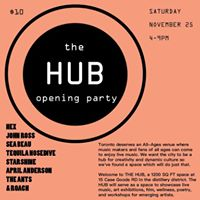 The Hub Pre-Launch Party