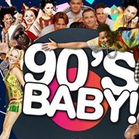 90s Baby - Friday 5th May - Boston Brothers Swindon