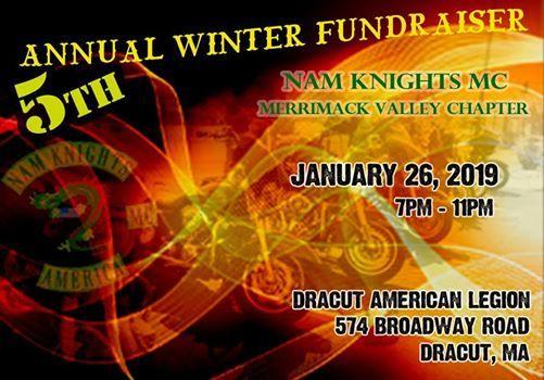 5th Annual Winter Fundraiser